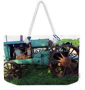 Antique Tractor 1 Weekender Tote Bag
