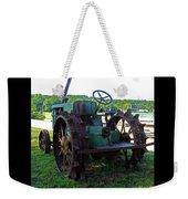 Antique Tractor 2 Weekender Tote Bag
