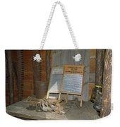 Antique Wash Boards Weekender Tote Bag