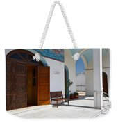 antirrio church 'I Weekender Tote Bag
