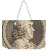 Antoine De Parcieux Weekender Tote Bag