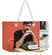 Antoine Weekender Tote Bag by Steve Harrington