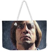 Anton Chigurh Weekender Tote Bag