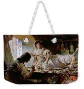 Antonio Stradivari Weekender Tote Bag