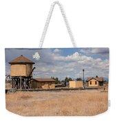 Antonito Colorado Tank And Station Weekender Tote Bag