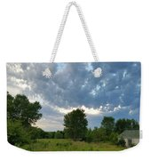 Any Shelter In A Storm Weekender Tote Bag