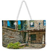 Anyone Lived In A Pretty How Town Weekender Tote Bag