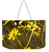 Anza Borrego Desert Sunflowers 1 Weekender Tote Bag