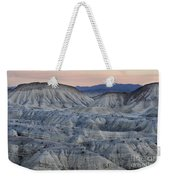 Anza-borrego Landscape Weekender Tote Bag