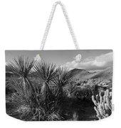 Anza-borrego Yuccas Weekender Tote Bag