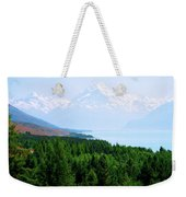 Aoraki Mount Cook Weekender Tote Bag