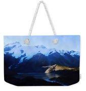 Aoraki/mount Cook Weekender Tote Bag