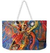 Apache Cosmogony  Weekender Tote Bag