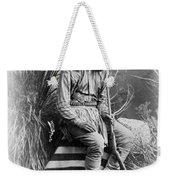 Apache Leader, 1885 Weekender Tote Bag