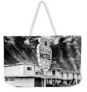 Apache Motel Tucumcari Weekender Tote Bag