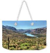 Apache Trail - Salt River - Arizona Weekender Tote Bag