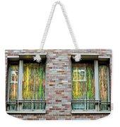 Apartment Window Weekender Tote Bag