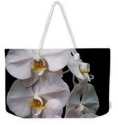 Aphrodite - White Orchid Weekender Tote Bag