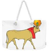 Apis - Egyptian Sacred Bull Weekender Tote Bag