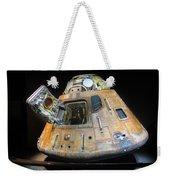 Apollo 14 Command Module Kitty Hawk Weekender Tote Bag