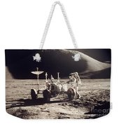Apollo 15, 1971 Weekender Tote Bag