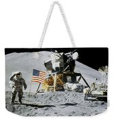 Apollo 15: Jim Irwin, 1971 Weekender Tote Bag