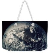 Apollo 16: Earth Weekender Tote Bag