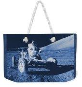 Apollo 17 Lunar Rover - Nasa Weekender Tote Bag