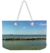 Apollo Beach Florida Weekender Tote Bag