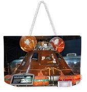 Apollo Boilerplate Command Module Weekender Tote Bag