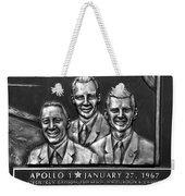 Apollo One Crew Weekender Tote Bag