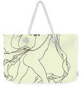 Apollo Pursuing Daphne Weekender Tote Bag