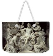 Apollo Tended By The Nymphs, Intended For The Grotto Of Thetis Weekender Tote Bag