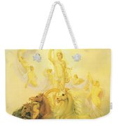 Apollo With The Hours Weekender Tote Bag