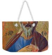 Apostle Andrew 1311 Weekender Tote Bag