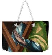 Apostle Saint Andrew Weekender Tote Bag