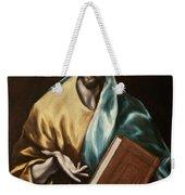 Apostle Saint James The Less Weekender Tote Bag
