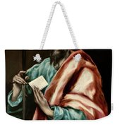 Apostle Saint Paul Weekender Tote Bag