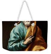 Apostle Saint Peter Weekender Tote Bag