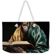 Apostle Saint Simon Weekender Tote Bag