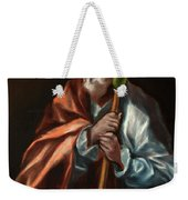 Apostle Saint Thaddeus, Jude Weekender Tote Bag
