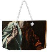 Apostle Saint Thomas Weekender Tote Bag