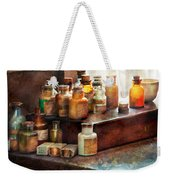 Apothecary - Chemical Ingredients  Weekender Tote Bag