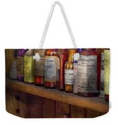 Apothecary - Inside The Medicine Cabinet  Weekender Tote Bag