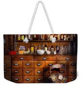 Apothecary - Just The Usual Selection Weekender Tote Bag