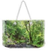 Appalachian Creek Weekender Tote Bag
