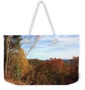 Appalachian Fall Weekender Tote Bag