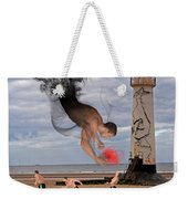 Apparition And Sighting Weekender Tote Bag