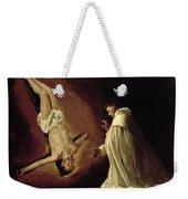 Appearance Of Saint Peter To Saint Peter Nolasco Weekender Tote Bag