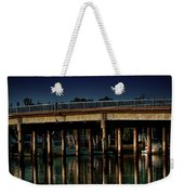 Appian Way Bridge Weekender Tote Bag